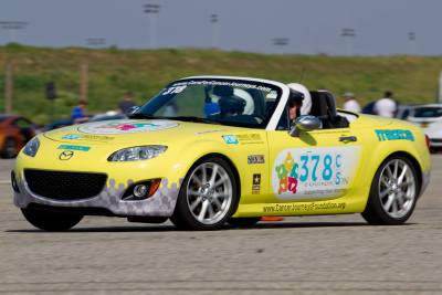 #stopcancer autocross challenge