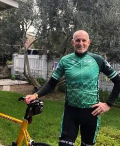 Cancer Journeys Foundation CEO Robert Hess