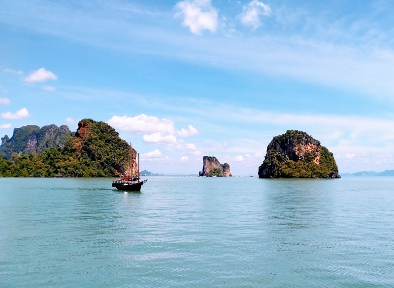 Islands of Phang Nga Bay