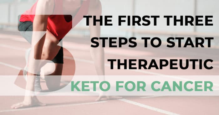 Step-by-step guide to get started with therapeutic keto for cancer to maintain gki less than 1