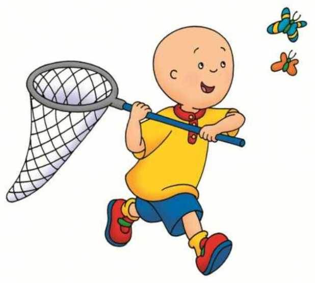 does caillou have cancer why is he bald with no hair cancerworld