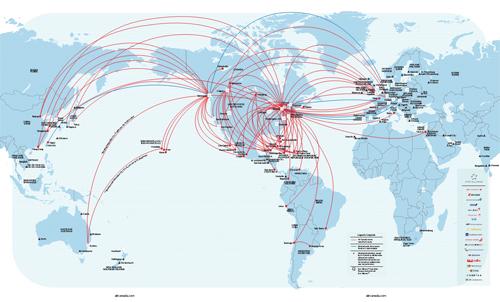 United Flight Map Denver