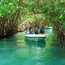 Cancun Lagoon Tour