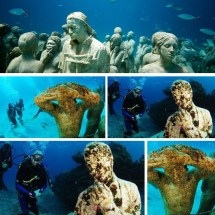 Cancun Underwater Museum Beginners Divers