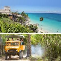 Jungle Maya Expedition - Cancun Adventure Tours