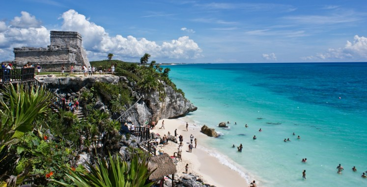 book a private transportation tour from canun to tulum