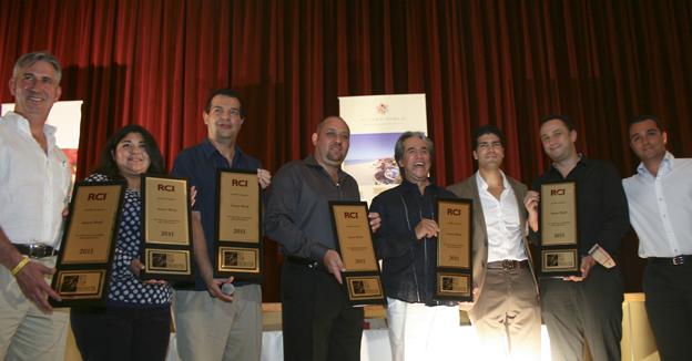 Premios Gold Crown