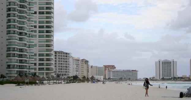 Hoteles Cancún