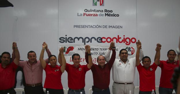 El PRI de Quintana Roo le apuesta a los jóvenes Machuca