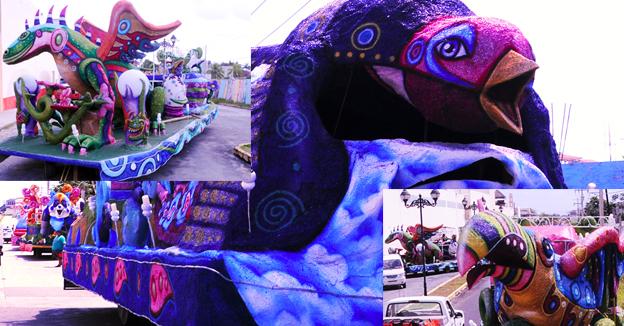 Carros carnaval