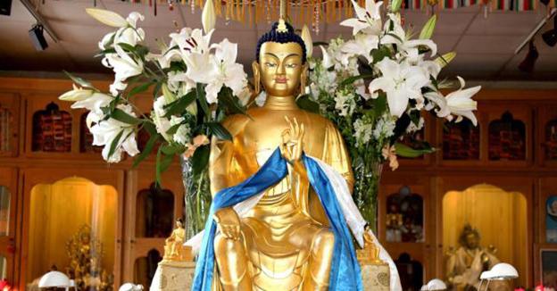 Colección de Reliquias Budistas