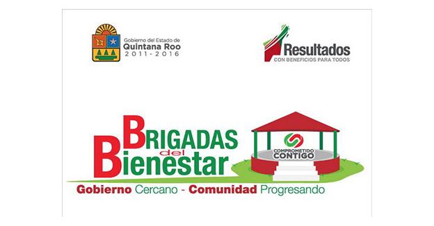 Brigadas del Bienestar logo