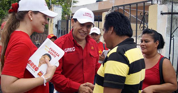 Greg Sánchez propuestas
