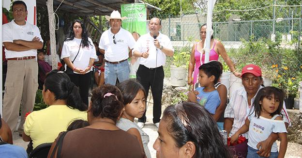 Mario Machuca politicos