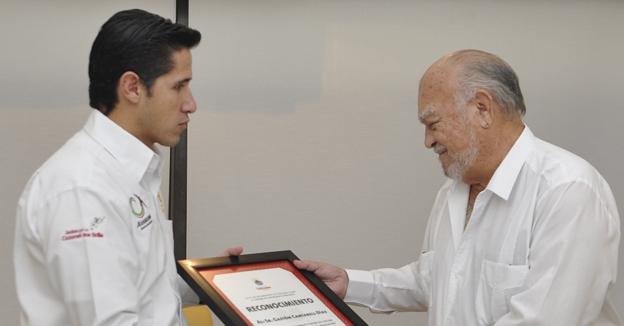 Gastón Cantarell y Lito Joaquín