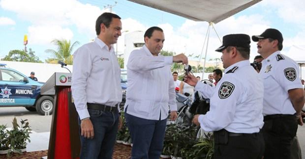 Paul Carrillo seguridad cancun