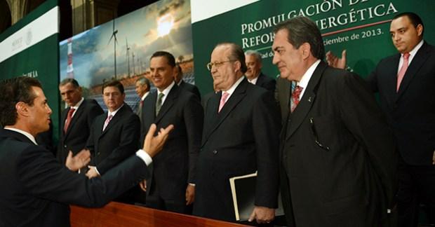 Borge EPN reforma
