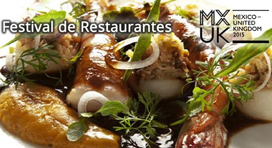 Festival de Restaurantes MXUK
