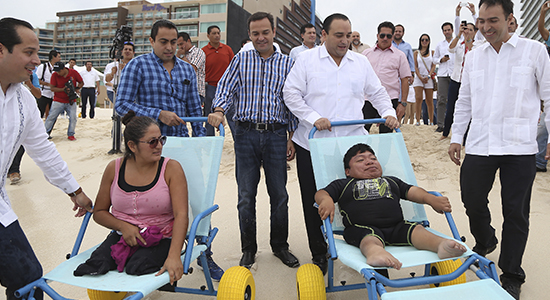 cancun playas certificados
