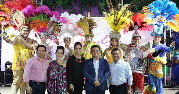reyes carnaval cozumel