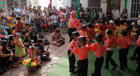 festival primavera infantil