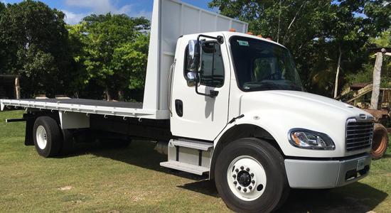 camion Conafor