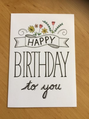 birthday mom card happy drawings easy cards idea candacefaber special