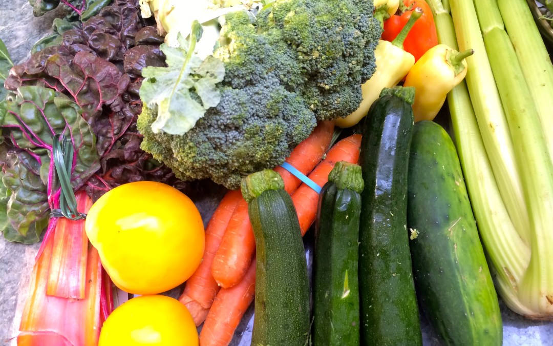 Farm Box Fun: What to Do With All That Produce