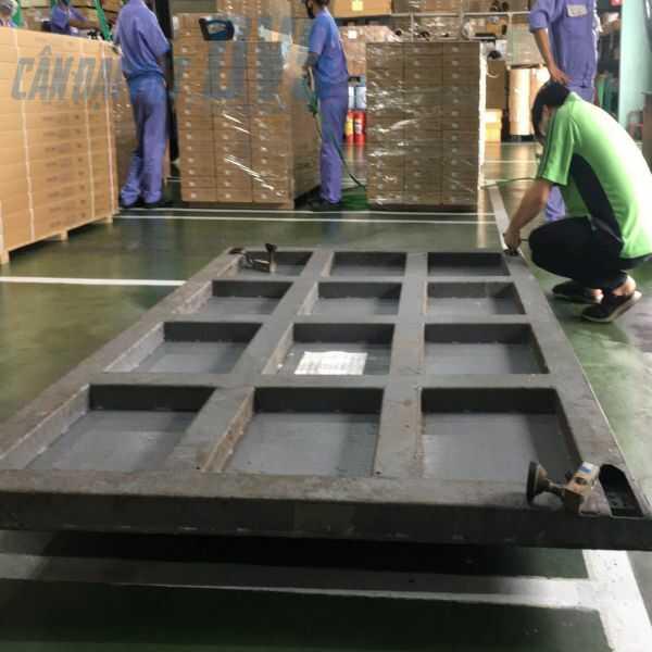 Sửa cân ở Ninh Bình