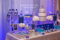 Sparkly Sweet 16 Dessert Table - Candee Couture - Plano, TX