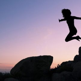Taking the Leap of Faith Into a Story