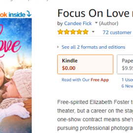 Focus On Love – Celebrating a Successful Book Launch