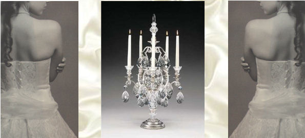 candelabra centerpieces for weddings