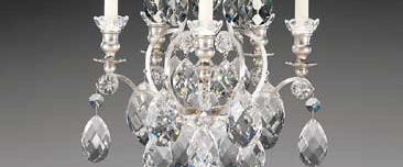 Elegant Candelabra Centerpiece for Your New Years Celebrations