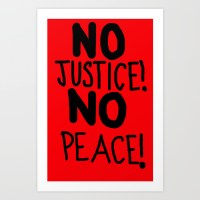 The Illusion of Peace Without Justice by Candelaria Silva
