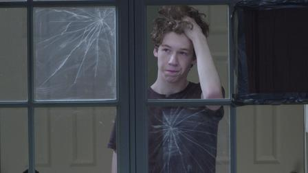 Devin Druid in Netflix's 13 Reasons Why
