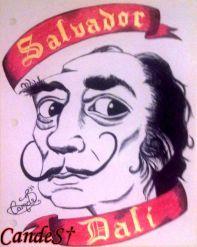 """Salvador Dalí"""