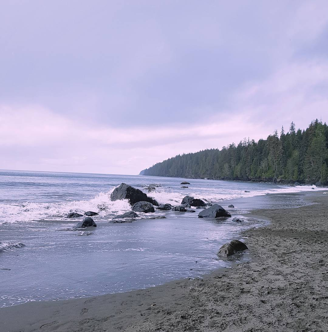 Things to Do on Vancouver Island - Mystic Beach