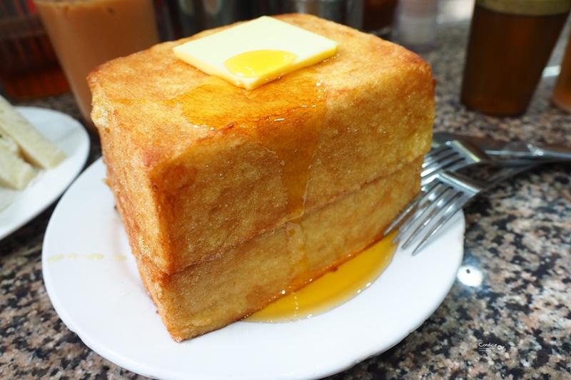 《澳門美食》新鴻發咖啡美食,厲害的澳門早餐推薦!超厚法蘭西多士必吃! – 陳小沁の吃喝玩樂