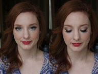 Bridesmaid makeup in association with Faye Smith