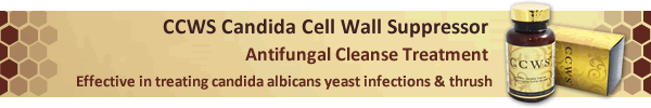 candida cell wall suppressor banner