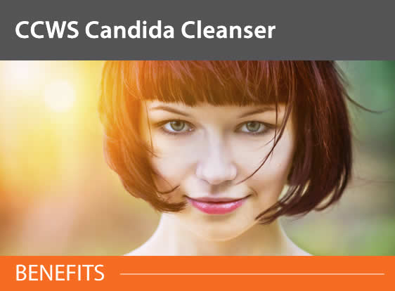 benefits of CCWS Candida Cleanser Treatment