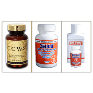 CCWS  Candida Cleanser Full Pack