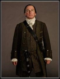 Gary Lewis as Colum MacKenzie