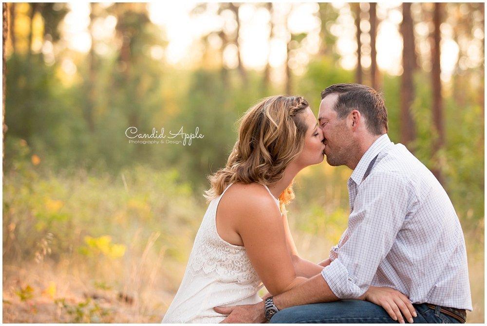 Dennis & Jenn | Mission Creek Park Engagement, Kelowna