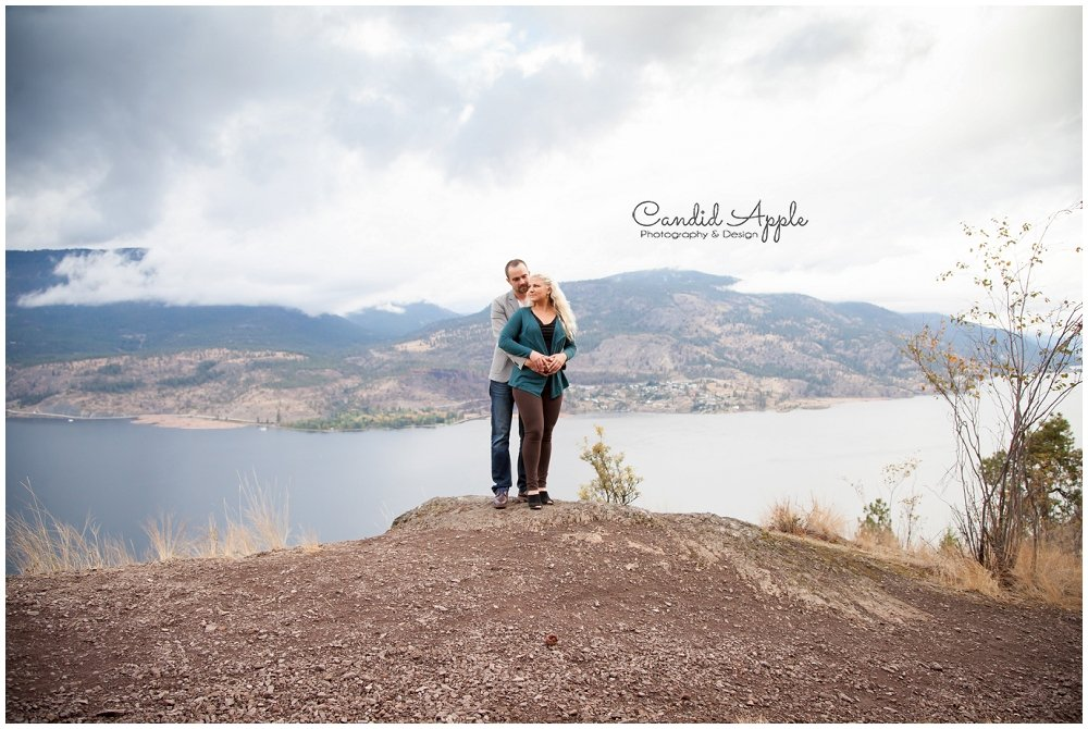 Andreas & Olena | Knox Mountain Park Proposal