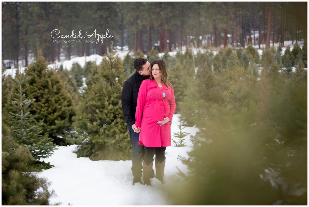 Aysa & Jenny | Winter Maternity