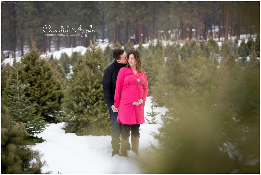 Aysa & Jenny | Winter Maternity