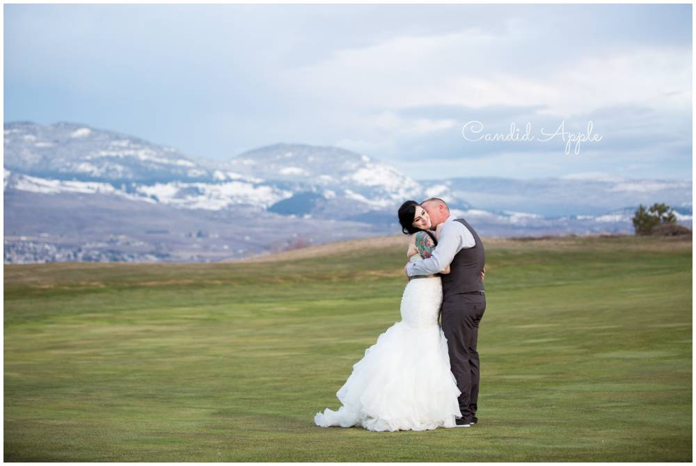David & Leanna | Okanagan Golf Club Wedding