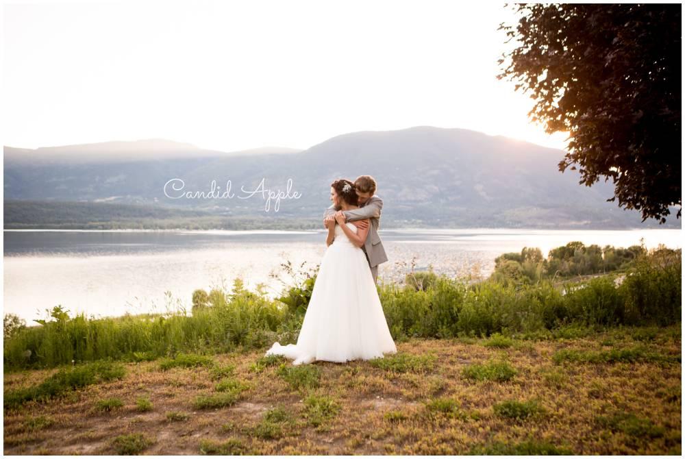 Jordan & Kymmy | Salmon Arm Wedding